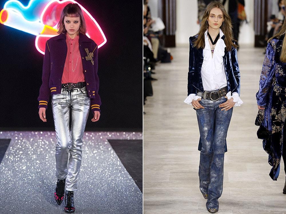 модные женские джинсы осень-зима 2016-2017, фото новинки 6