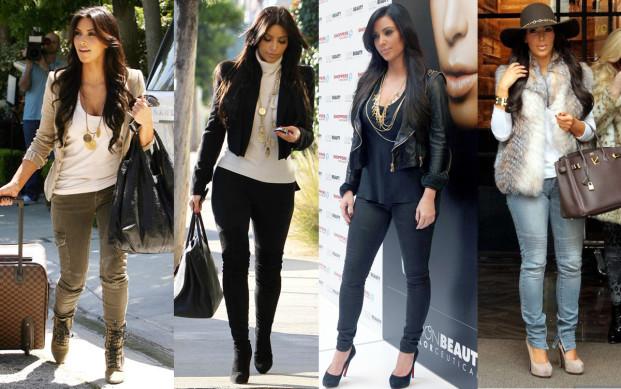 джинсы-скинни 1