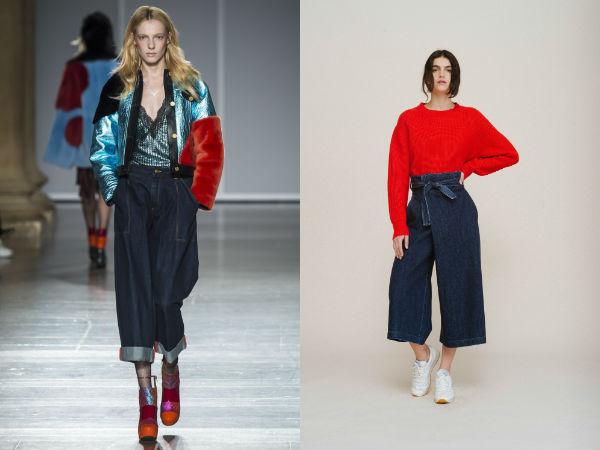 модные женские джинсы осень-зима 2016-2017, фото новинки 1