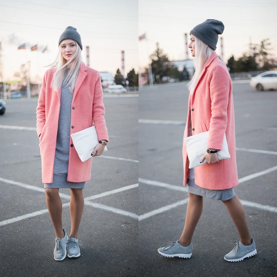 модные луки с пальто 3