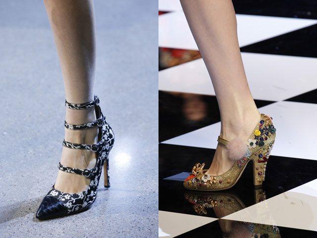 модные туфли на Новый год, фото 3