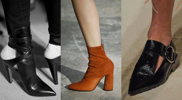 устойчивый каблук в дизайне обуви 1
