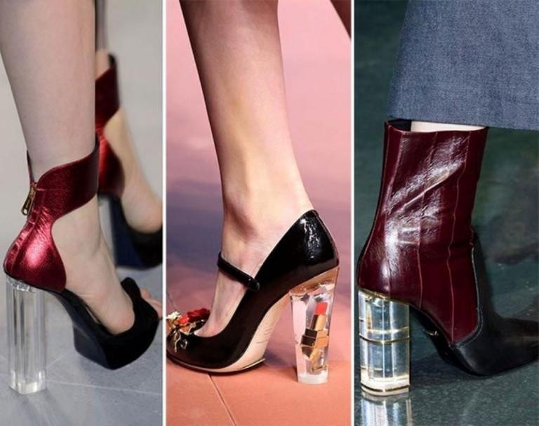устойчивый каблук в дизайне обуви 2