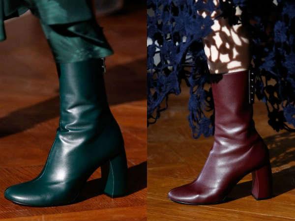 модная обувь осень-зима 2016-2017, фото 3