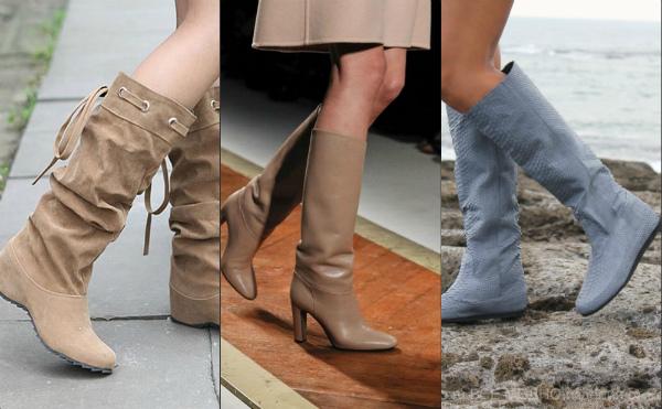 модная обувь осень-зима 2016-2017, фото 5