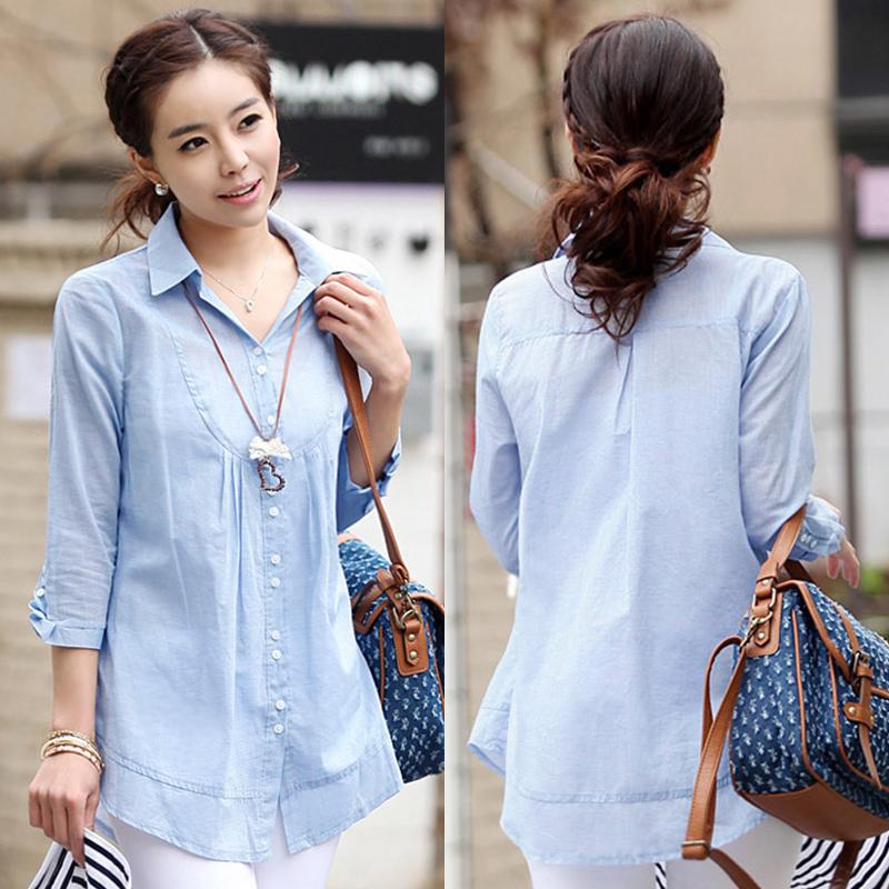 блузы и рубашки 2
