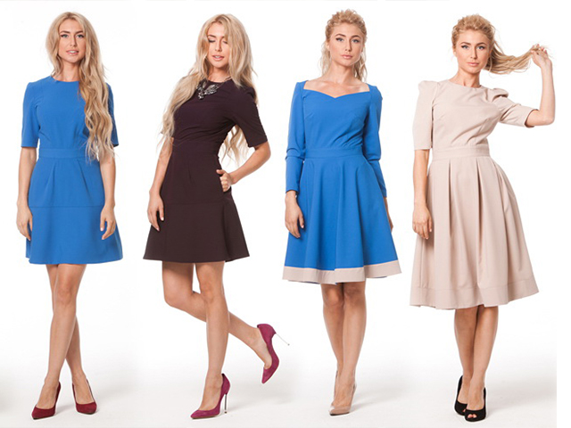 3ee67f01e25 Модные офисные (деловые) платья осень-зима 2019. Главная » Модные тенденции  »