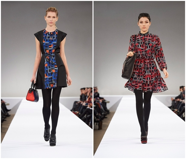 модные офисные (деловые) платья осень-зима 2016-2017, фото 2