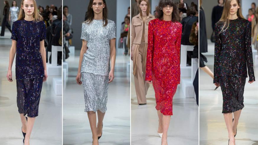 модные офисные (деловые) платья осень-зима 2016-2017, фото 7