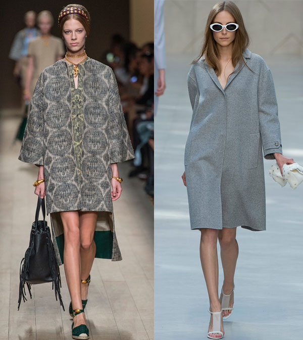 свободные и слегка мешковатые платья 1