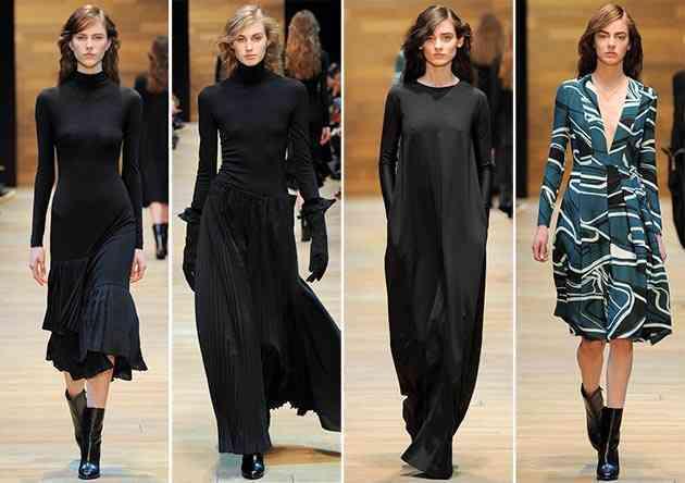 свободные и слегка мешковатые платья 2