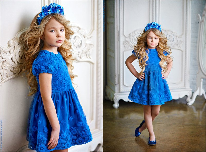 детские платья для девочек на Новый год, фото 1