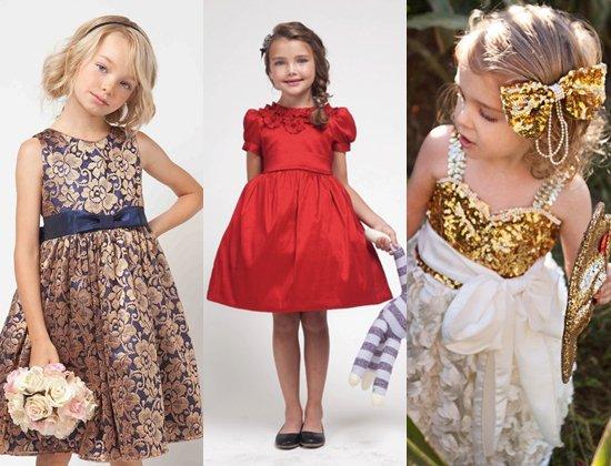 детские новогодние платья для девочек, фото 3