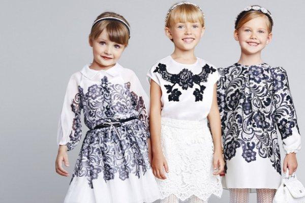 платья для девочек на Новый год, фото 4
