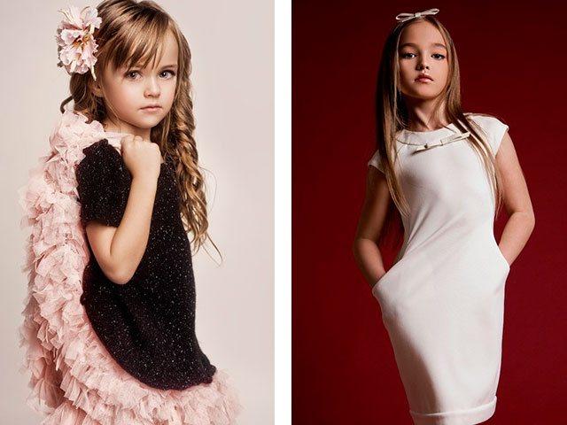детские новогодние платья, фото 5