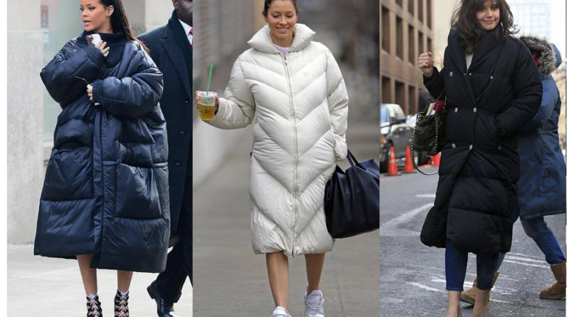 Модный пуховик 2017 зима
