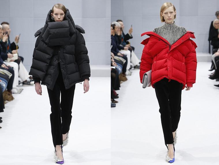 модные пуховики осень 2016 и зима 2017, фото 4