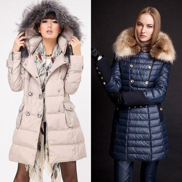 модные пуховики осень 2016 и зима 2017, фото 5