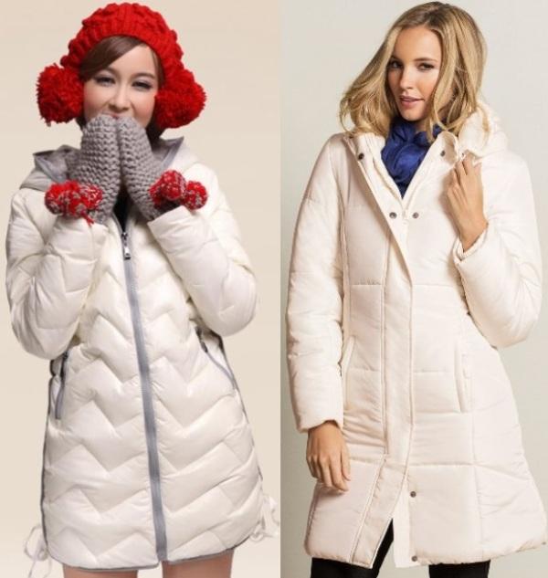 фото модных женских пуховиков на осень 2016 и зиму 2017 6