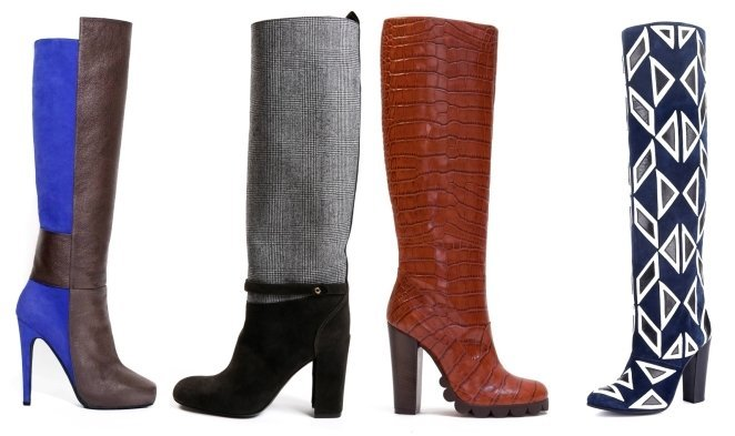 модные сапоги осень-зима 2016-2017, фото 3