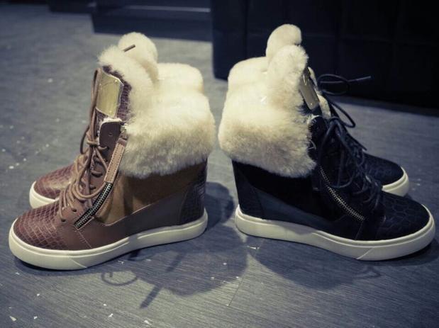 модные сникерсы осень-зима 2016-2017 3