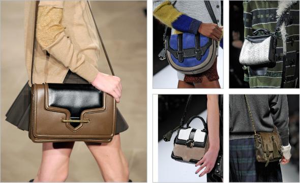сумочки с ремешком через плечо 2