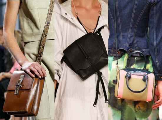 сумочки с ремешком через плечо 3