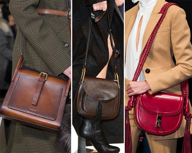 сумочки с ремешком через плечо 4