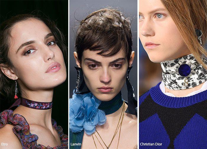 Мода и модные тенденции в 2018 году   Украшения и аксессуары на ... 64094463f0d