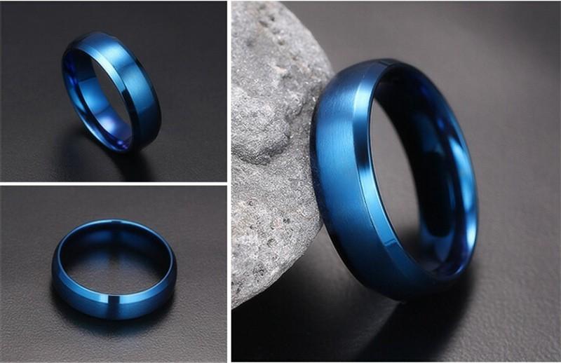 кольца без камней 3