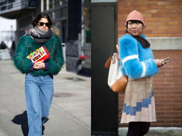 уличная мода осень-зима 2016-2017, креативность во всем 1