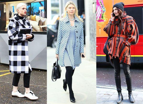 уличная мода осень-зима 2016-2017, фото 1