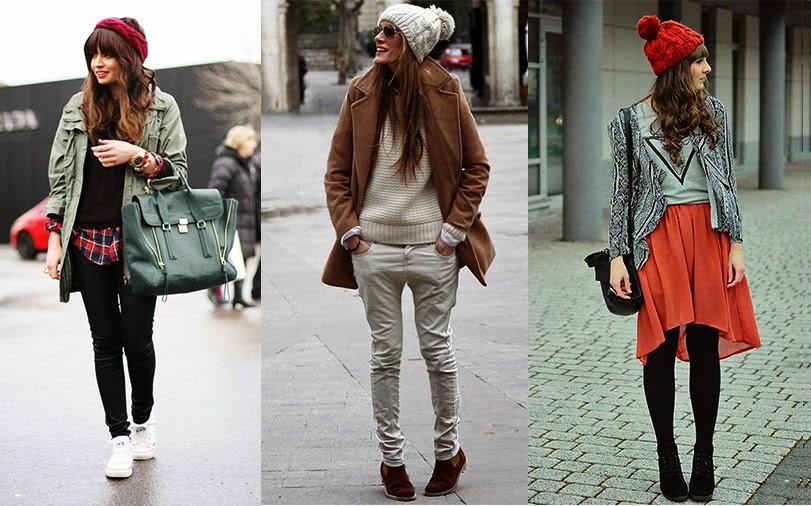 уличная мода осень-зима 2016-2017, фото 2