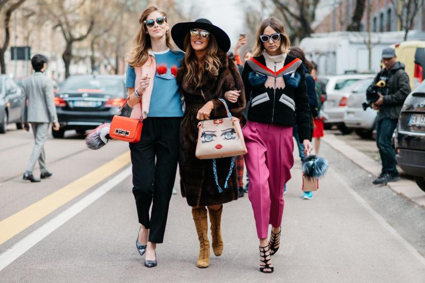 уличная мода осень-зима 2016-2017, креативность во всем 4