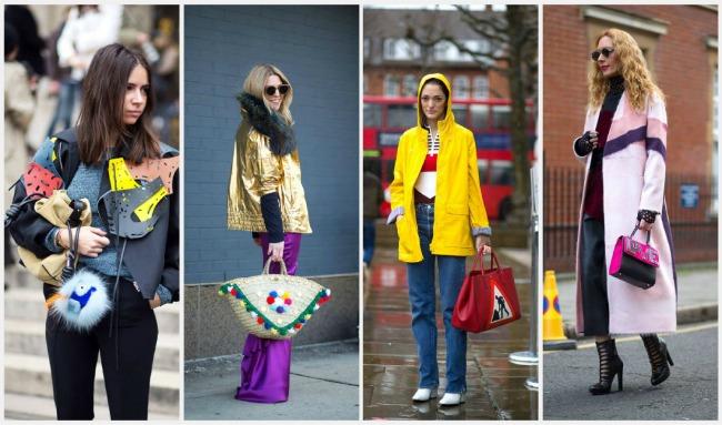 уличная мода осень-зима 2016-2017, креативность во всем 6