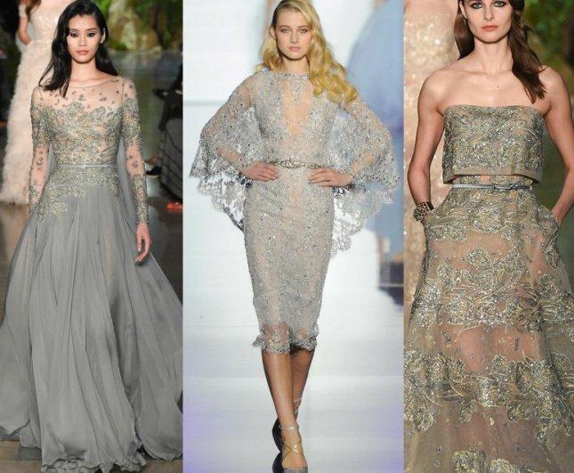 фото платьев на Новый год 3
