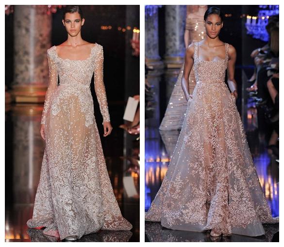 пышные вечерние платья 4
