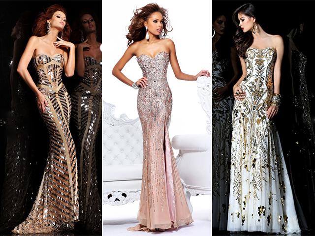 облегающие платья 2
