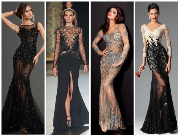 облегающие платья 3