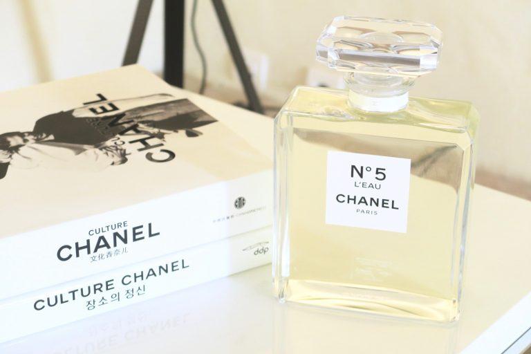 Chanel n°5 L'eau (дух времени)