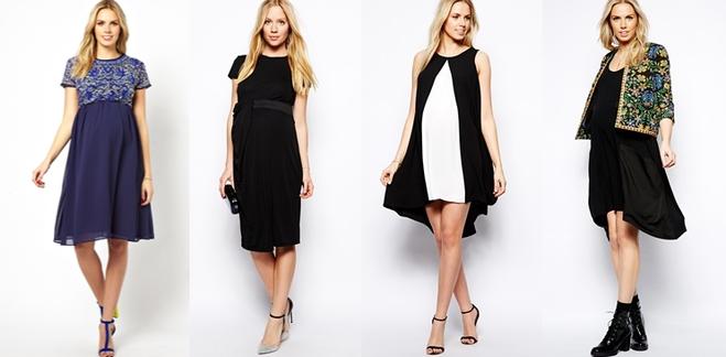 летние платья для беременных 2