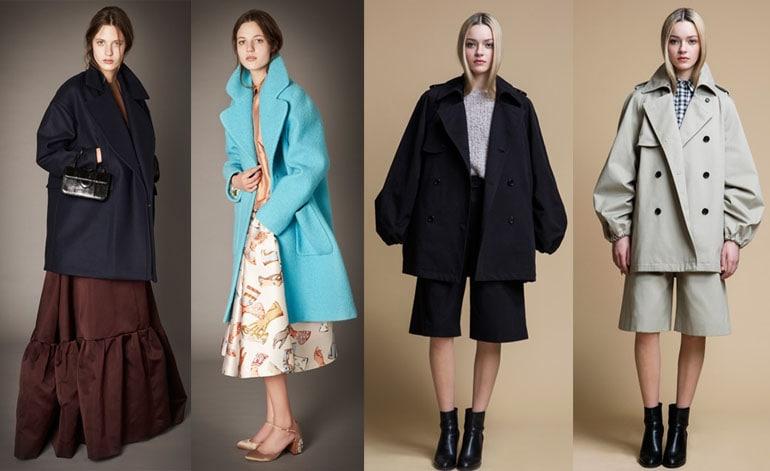 луки с пальто 3