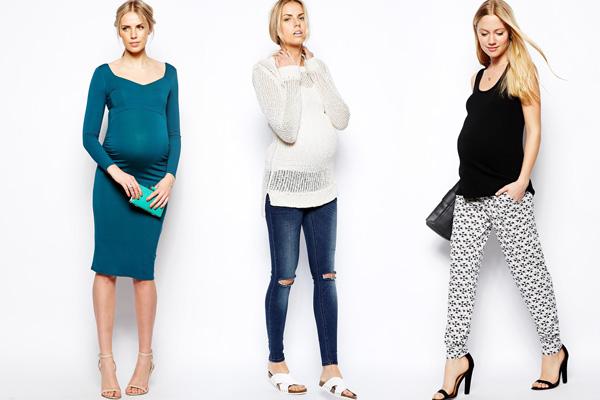мода для беременных весна-лето, одежда на фото 2