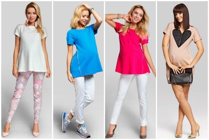 блузы и туники 1