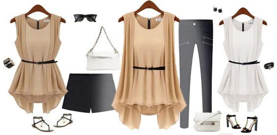 блузы и туники 4