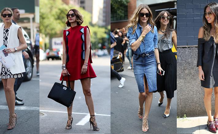 уличная мода весна-лето, фото 4