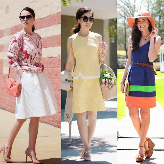 уличная мода весна-лето, фото 5