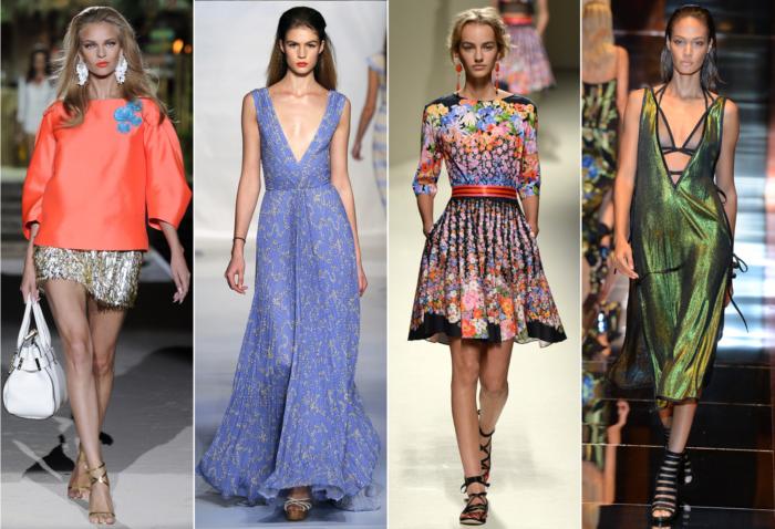 c3cf0f731e4dada Мода и модные тенденции в 2019 году | Модные платья 2019 на каждый ...