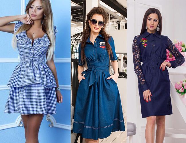 Модные тенденции нарядных платьев в 2018 году