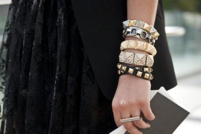 Модные браслеты 2018